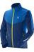 Salomon M's Pulse SS Jacket Midnight Blue / Union Blue